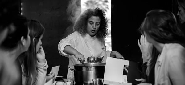 סדנאות בישול, סדנת בישול רותם ליברזון
