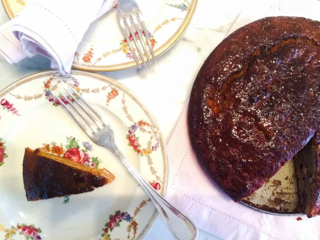 עוגת דבש נפלאה ושני וידויים אישיים