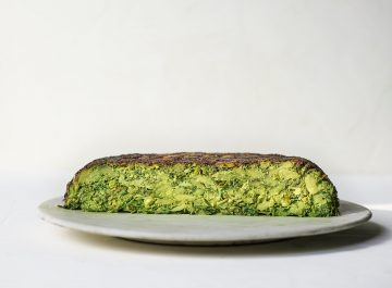 פשטידת ירקות פרסית