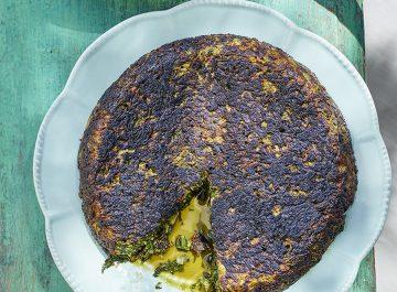 קוקו סבזי – פשטידת ירק פרסית