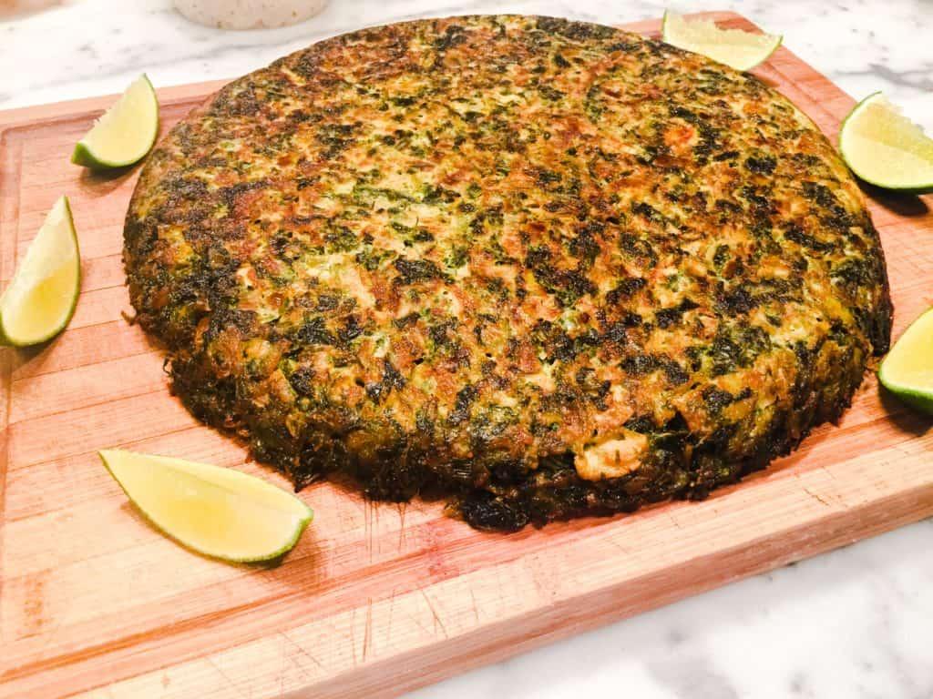 קוקו- פשטידת ירק פרסית