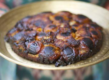 עוגת משמשים צרובה או הדבר הכי טעים שתאכלו הקיץ