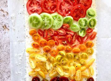 עגבניות של קיץ