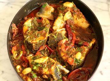 דג מרוקאי מושלם