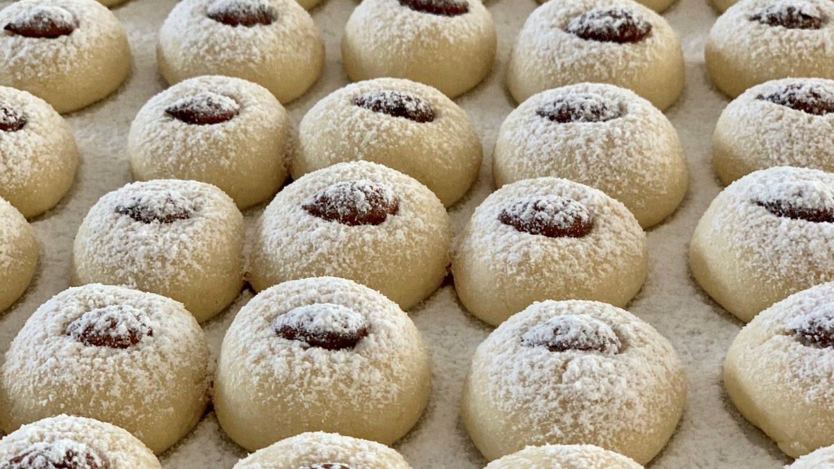 עוגיות חמאה של סבתא