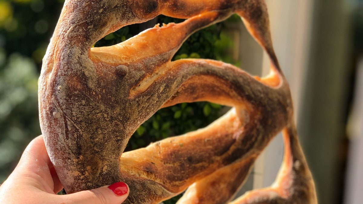 פוגאס – לחם של עודד רסלר