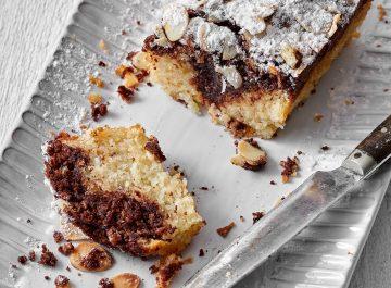 עוגה ללא גלוטן (בחושה)