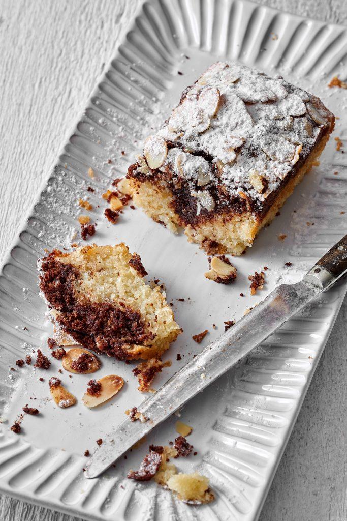 עוגה בחושה ללא גלוטן