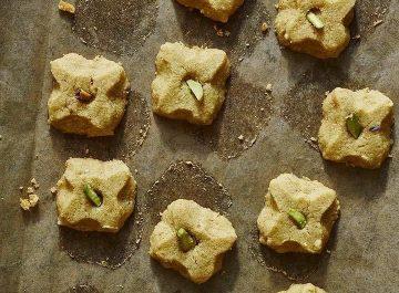 עוגיות חומוס והל פרסיות ללא גלוטן