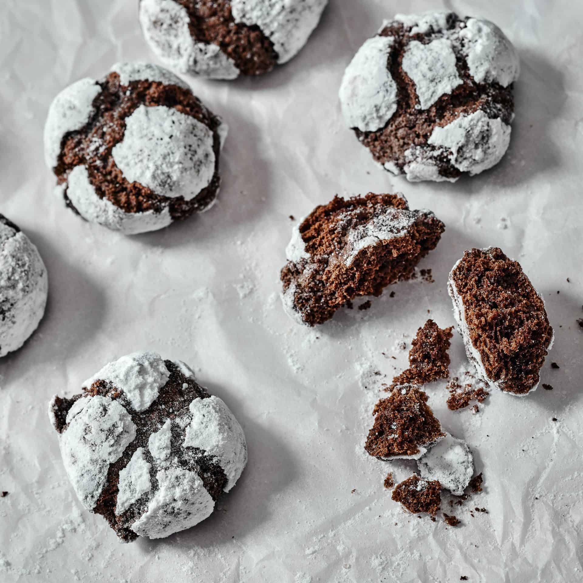 עוגיות שלג